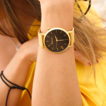 modelo SAND -Steel Watch- Gold