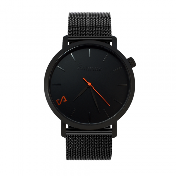 STORM -Steel Watch- Black.
