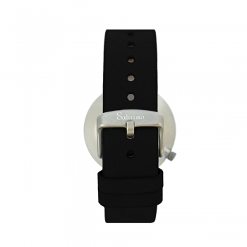 trasera DARK SKY -Leather Watch- Grey